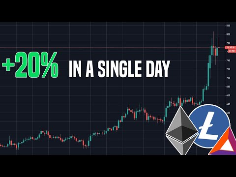 Altcoin Market Rallies +20% In One Day | Here's What You Need To Know
