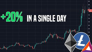 Altcoin Market Rallies +20% In One Day   Here's What You Need To Know