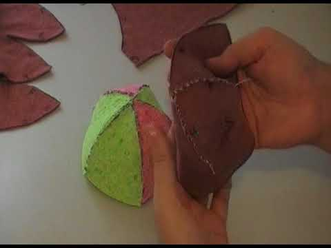 Hand & Rod puppet making tutorial - Year 8 Drama