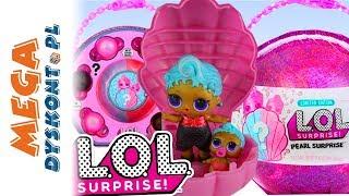Pearl LOL Surprise • Wielka Kula Niespodzianek!! • openbox