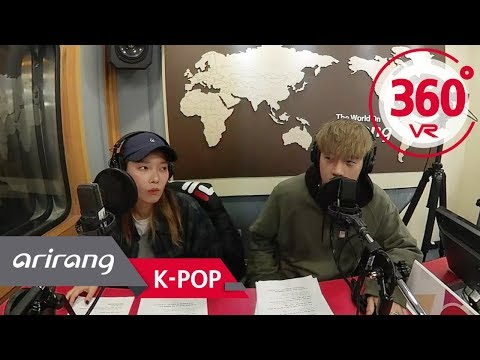 [360º Video] KARD(카드) _ Sound K(Arirang Radio)