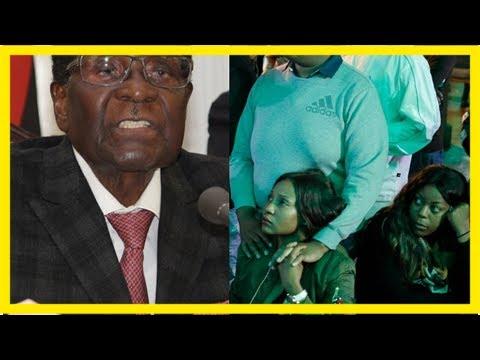 Defiant mugabe stuns public by clinging on to zimbabwe presidency