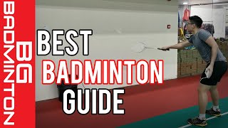 12 Things to Become a Better Badminton Player
