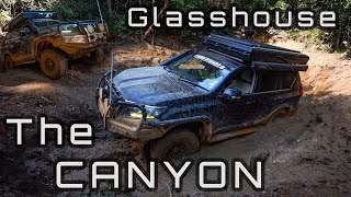 What a MESS!  - The Canyon - Glasshouse Mountains 4x4
