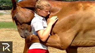 Unbelievable Animals That Saved People's Lives thumbnail