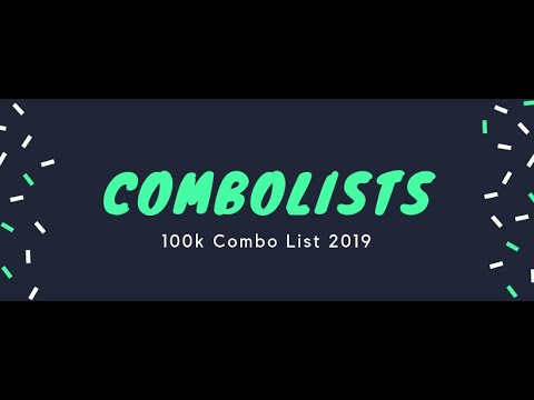 how to make minecraft combo list - Myhiton