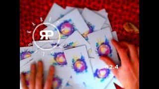 Karetní vhled #2.4 - vykládání karet Jak nahoře, tak dole