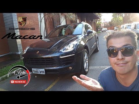 Porsche Macan - O SUV da Porsche ou o Porsche dos SUVs? - A Roda #34 -