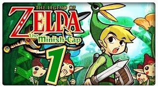 THE LEGEND OF ZELDA THE MINISH CAP Part 1: Das Minish-Fest