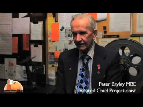 Peter Bayley MBE talks about Gone With the Wind