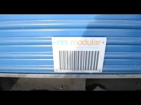 Modular Storage Regina - Unit 007 & Modular Storage Regina - Unit 007 - YouTube