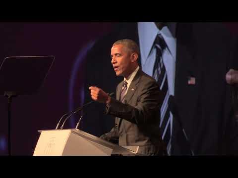 Barack Obama on nationalism and isolationism