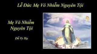 Mẹ Vô Nhiễm NguyênTội - Đỗ Vy Hạ