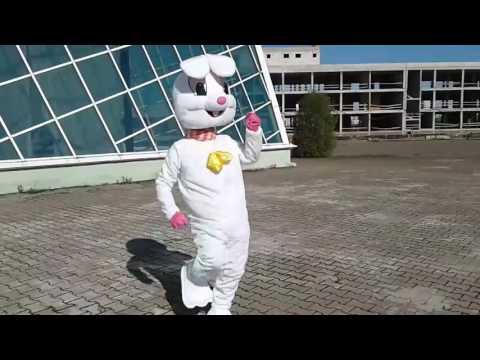 Ростовая кукла Праздничный Заяц