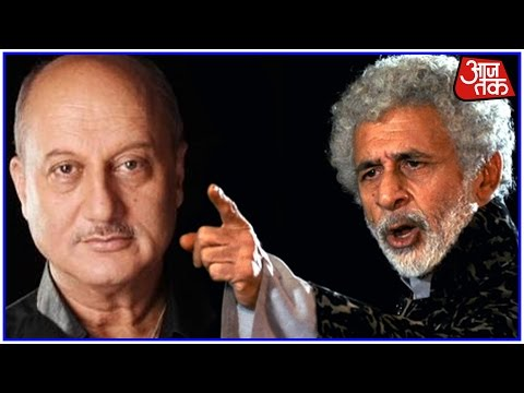 Naseeruddin Shah Slams Anupam Kher On Kashmiri Pandits Issue