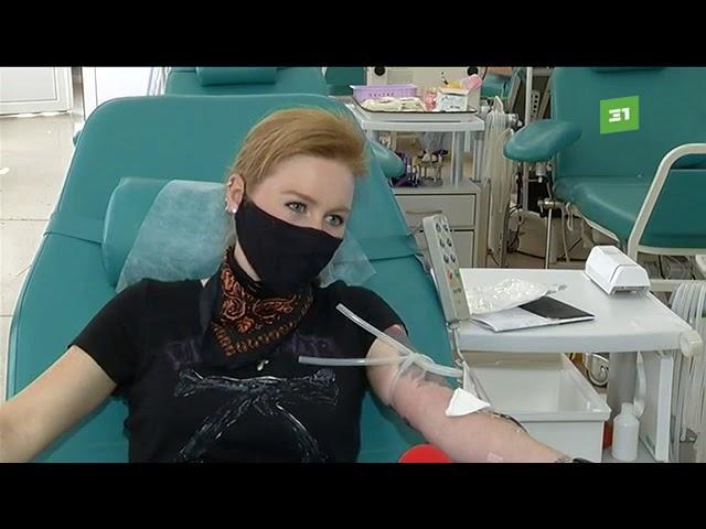 Доноры в косухах и татуировках. Южноуральские байкеры решили сдать кровь