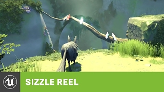 #EpicFriday Sept 2016  Sizzle Reel | Unreal Engine