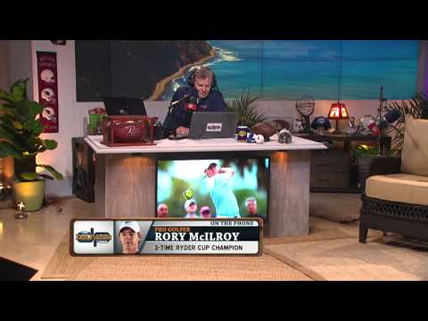 Rory McIlroy on The Dan Patrick Show (Full Interview) 05/18/2015