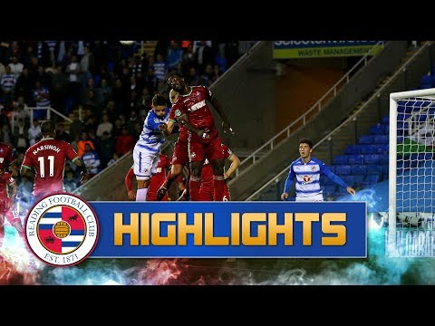 2 minute review: Reading 0-2 Swansea City (Carabao Cup), 19th September 2017