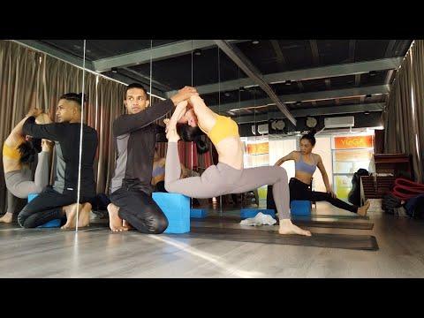 Eka Pada Rajakapotasana | Techniques for One Legged King Pigeon Pose With Props | Yograja