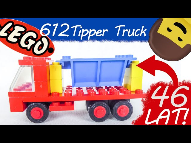 LEGO 612 Tipper Truck / Recenzja setu z 1974 roku ! KBL !