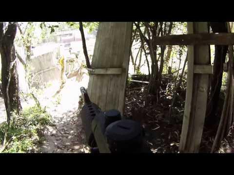 Magfed Paintball Kills - 25 Jan Paintball Heaven 7 vs 8