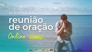 AGENDA DE ORAÇÃO 12:00