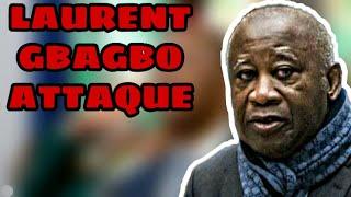 Dépôt de candidature de Laurent Gbagbo : il DÉFIE le pouvoir