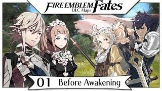 Video Fire Emblem Fates DLC - Xenologue 1   Before Awakening!  [English Walkthrough] download MP3, 3GP, MP4, WEBM, AVI, FLV Agustus 2018