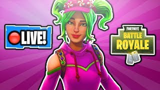 FORTNITE UNLOCKING ZOEY SKIN! NEW ITEM SHOP UPDATE! FREE V-BUCKS GIVEAWAY! FORTNITE BATTLE ROYALE