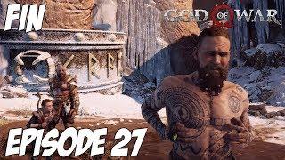 GOD OF WAR : FIN   Episode 27