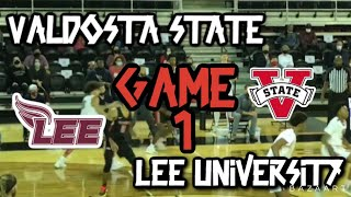 Valdosta State Men's Basketbal…