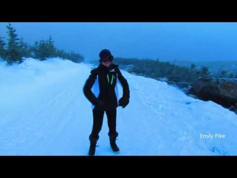 SnowCoach Sunrise Tour Mount Washington
