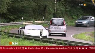 Lamborghini Gallardo Superleggera und Bimota DB5 bei Motor-Motion