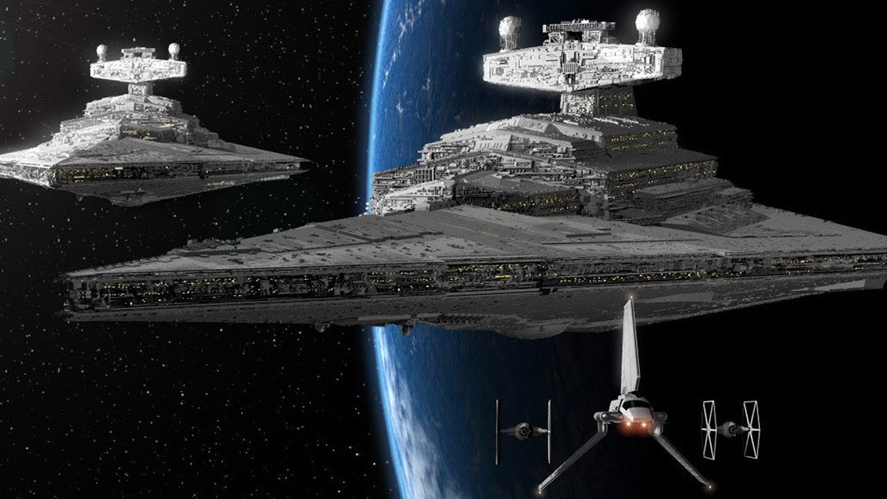 Star Wars Imperator