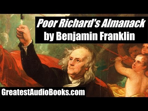 POOR RICHARD'S ALMANACK by Benjamin Franklin - FULL AudioBook | GreatestAudioBooks.com