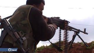المعارك تحتدم بين ميليشيات روسيا وإيران غرب حماة، وحضور للفيلق الخامس والفرقة الرابعة.