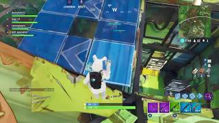 NEW PORT-A-FORT GLITCH!!! TAKE NO FALL DAMAGE!!! (Fortnite Battle Royale)