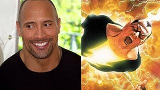 AMC Movie Talk - The Rock Talks Black Adam and the DC Universe, Hitman: Agent 47 Trailer Debuts