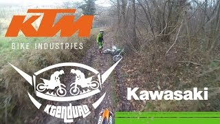 KTM 125 SX and 85 KX : The Second Ride