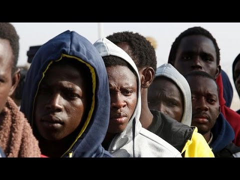 'Slave markets' in Libya trap migrants heading for Europe