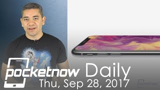 iPhone X 2018 display changes, full Google Pixel 2 specs & more   Pocketnow Daily