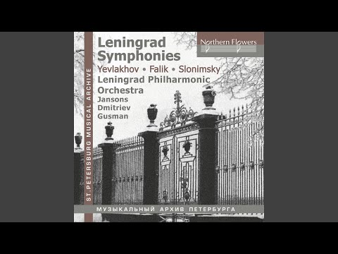 Symphony No. 3, Op. 35: I. Andante sostenuto - II. Allegro marcato (Live)
