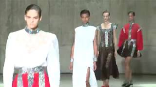 Sex and nature collide in Christopher Kane collection thumbnail