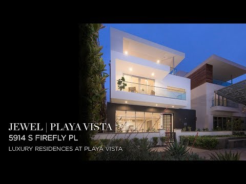 Immaculate Luxury Residence at Jewel Playa Vista