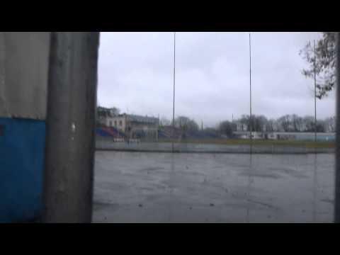 Dinamo Stadium in Chisinau   Moldova   November 2014