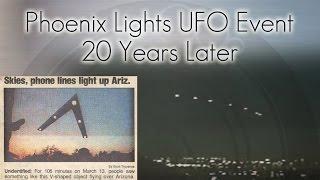 phoenix lights ufo event 20 years later