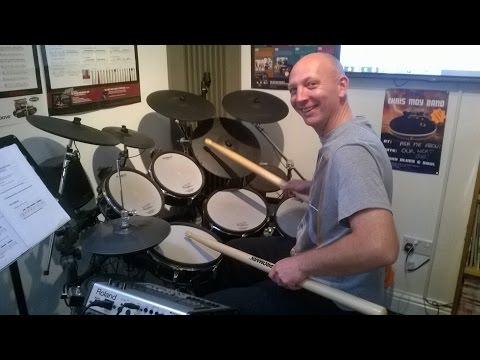 Roland TD-9 Drum Module: Modifying  V Expressions Drum Kits