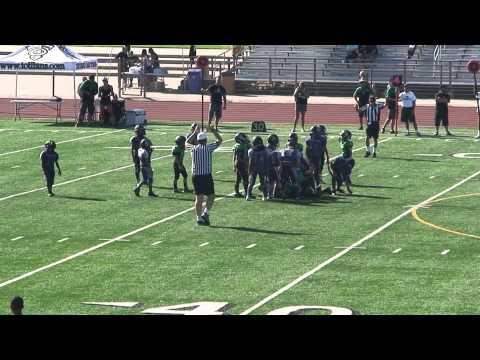 Calabasas Ravens Pee Wee vs. Thousand Oaks Titans 2015