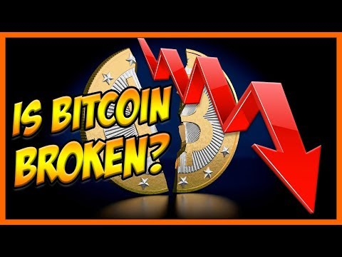 Why Is Bitcoin Price Dropping?!   IS THE END NEAR?!
